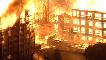 Fire at Construction Site Worsens Oakland's Housing Crisis