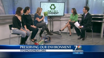 1to1 Movement Raises Awareness on Sustainability