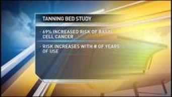 Tanning Beds Ups Skin Cancer Risk by 69%