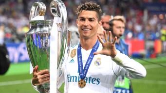 Top Soccer Player Cristiano Ronaldo Makes Shock Move