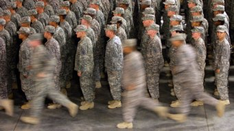 Obama Announces Deployment of 615 Troops to Iraq