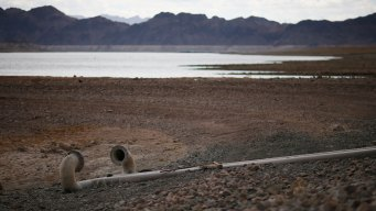 Lake Mead Dips to New Record Low
