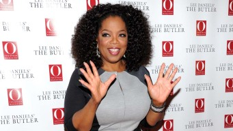 Apple and Oprah in Today's Business Report