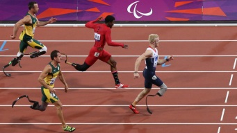 """""""Blade Runner"""" Pistorius Surrenders Another Olympic Title"""