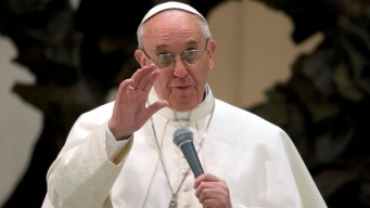"""Pope Francis: I Want """"Poor Church for the Poor"""""""