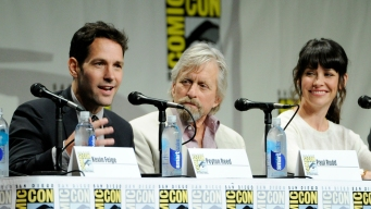 """Ant-Man"" Cast Revealed at Comic-Con"