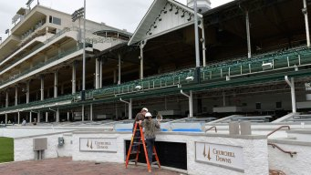 Kentucky Derby Gets Late Surprise Entry in 22nd Horse
