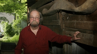 Former US Poet Laureate Donald Hall Dies in New Hampshire