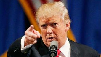 Trump Plays Down Weak Fundraising Numbers