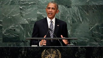 Trump's Potential Presidency Looms Over Obama's UN Speech