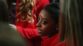 Simone Biles: I Was Sexually Abused by Gymnastics Doctor