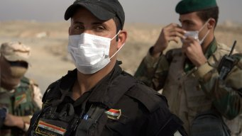 Toxic Fire Sickens More Than 1,000 in Iraq; ISIS Suspected