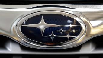 Subaru Recalls Over 100,000 Vehicles