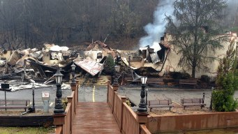 Soot Swept Up: Business Unharmed by Wildfires Set to Reopen