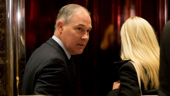 Scott Pruitt Sworn in as EPA Administrator