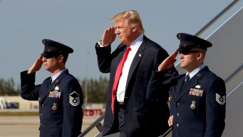 Trump's Plan for Spike in Defense Spending Faces Big Hurdles