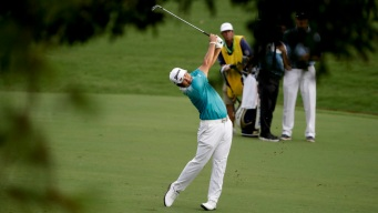 Matsuyama, Kisner Tied for Lead at PGA Championship