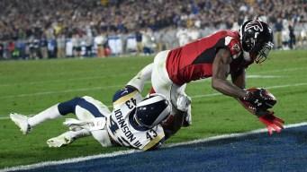 Ryan Leads Falcons' 26-13 Playoff Win Over Upstart LA Rams