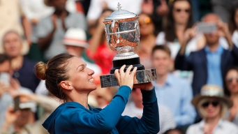 4th Time's the Charm: Halep Tops Stephens to Win French Open