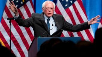 Sanders Makes Case for Democratic Socialism After Criticism