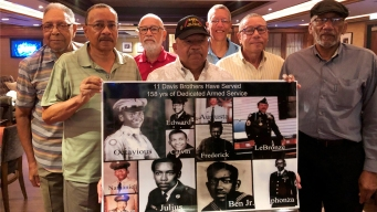 11 Brothers From Alabama, 158 Years of US Military Service