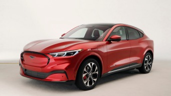 Ford Unveils Its First All-Electric SUV: 'Mustang Mach E'