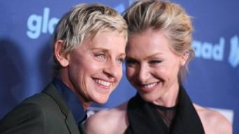 Ellen DeGeneres and Portia de Rossi Have a 'Kid'