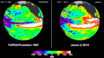 El Nino to Bring Wet Winter: NOAA