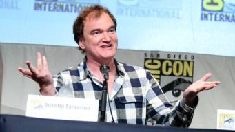 A Triumphant Tarantino Returns to Comic-Con