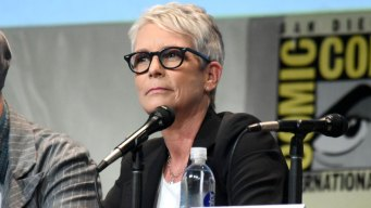 'Scream Queens' Star Jamie Lee Curtis Reigns