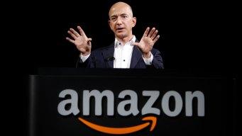Trump Trains Crosshairs on Favorite Target, Again - Amazon