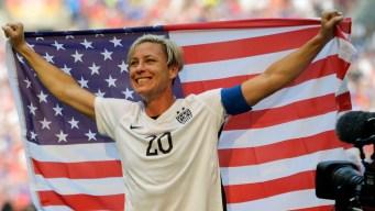 U.S.A Win's Women World Cup, 5-2