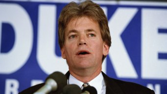 David Duke Says He Plans to Run for US Senate