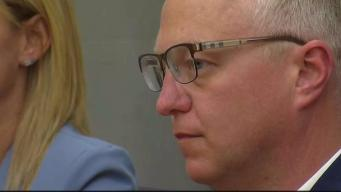 Navy Commander Accused of Attempted Rape Makes Court Appearance