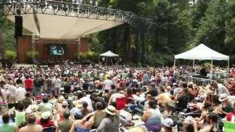 A Rockin' Summer at Stern Grove