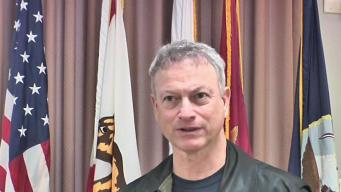 Actor Gary Sinise Jams in San Diego in Support of Military