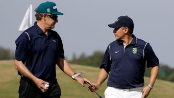 Brazilian Who Learned Golf With a Branch Will Open Olympics
