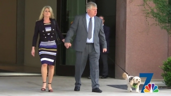 Convicted Rear Admiral Fears Prison Without Therapy Dog