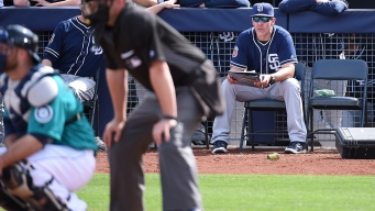 San Diego Padres Fire Hitting Coach