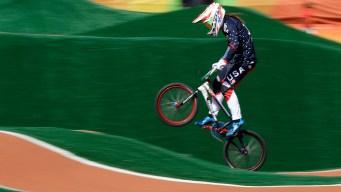 American BMX Riders Finish in Top 10