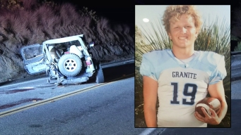 Friends of Student Who Died in Crash Called Him 'Mr. Granite Hills'