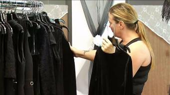 Goodwill Holds Annual Little Black Dress Sale