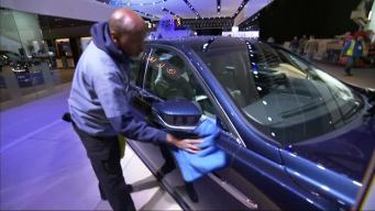 Detroit Auto Show Kicks Off With Self-Driving Cars and More