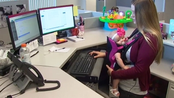 Bringing Baby to Work May Soon Be Reality in Some California Offices