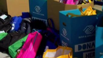 Back to School Drive Supports SD Students