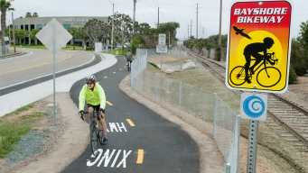 IB to Offer Pit Stop on Bayshore Bikeway