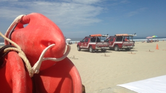 Dangerous Swimming Conditions Expected at Local Beaches