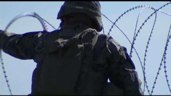 Behind-the-Scenes Look at Marines' 'Border Hardening' Mission