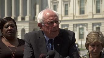 Bernie Sanders Unveils New Legislation to Cancel All Student Debt