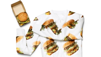McDonald's Adds Big Mac Onesie to Items It Delivers